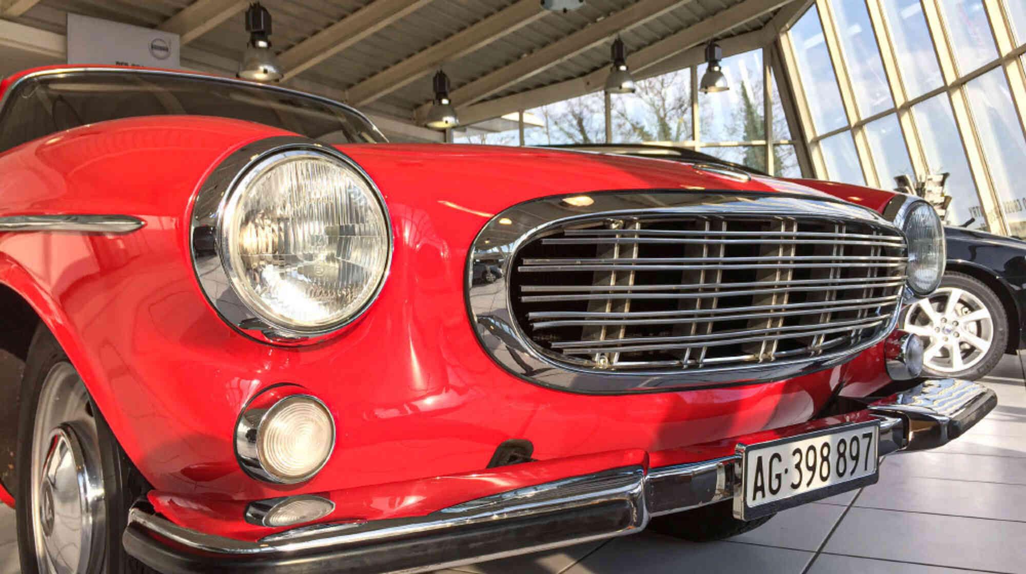 Volvo P 1800 S