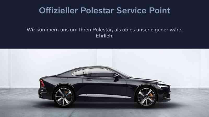 Polestar Service Point